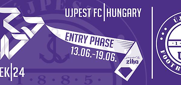 CRCW - WEEK 24: Ujpest FC