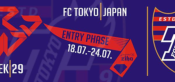 CRCW - WEEK 29: FC Tokyo