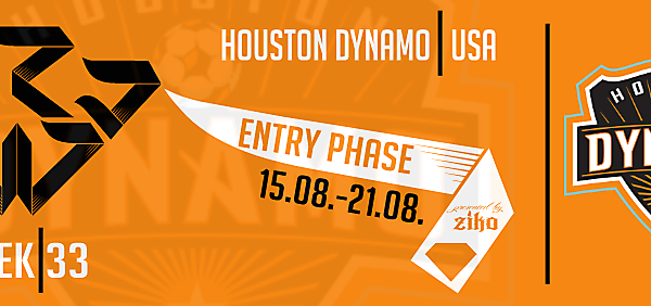 CRCW - WEEK 33: Houston Dynamo