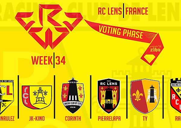 CRCW - WEEK 34 - VOTING