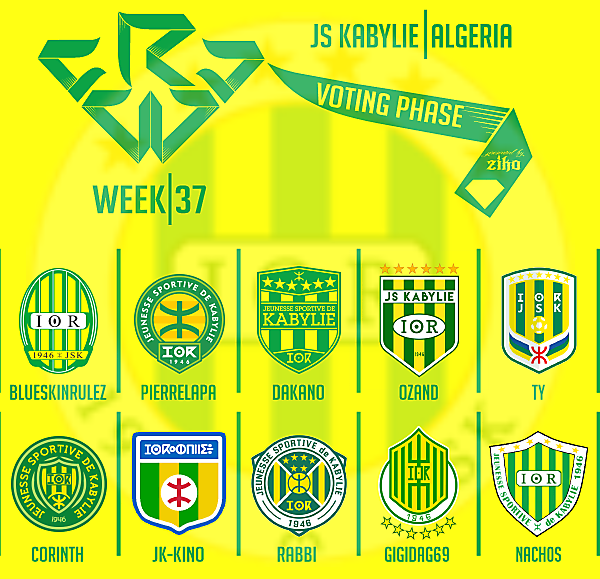 CRCW - WEEK 37 - VOTING