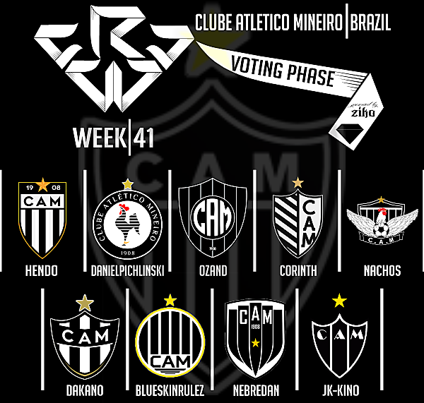 CRCW - WEEK 41 - VOTING