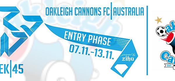 CRCW - WEEK 45: Oakleigh Cannons FC (Australia)