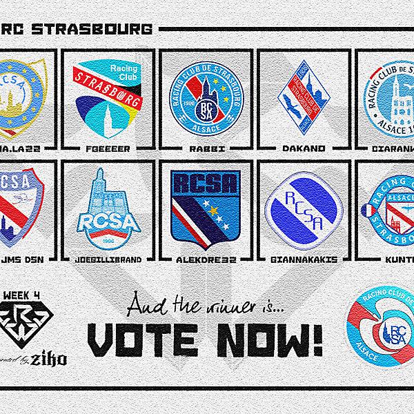 CRCW - WEEK 4 - VOTING