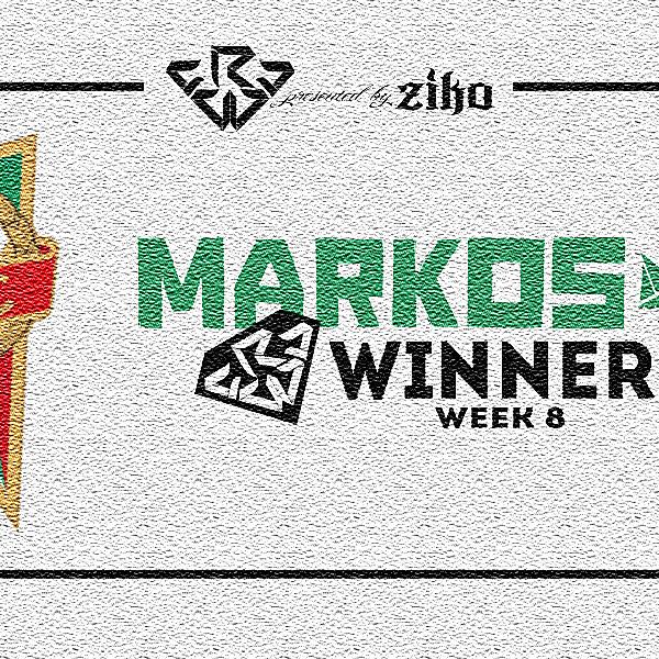 CRCW - WEEK 8 - WINNER
