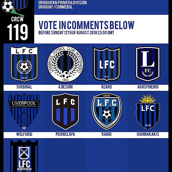CRCW 119 | VOTING