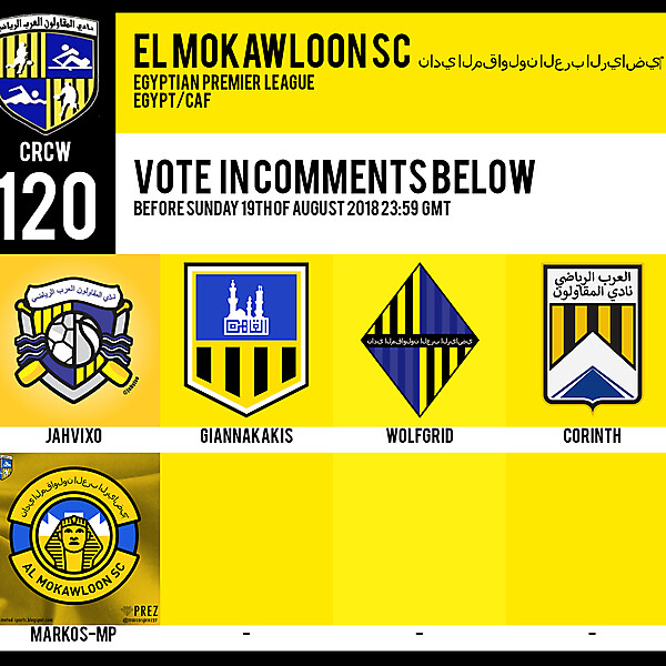 CRCW 120   VOTING