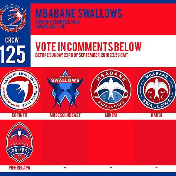 CRCW 125   VOTING