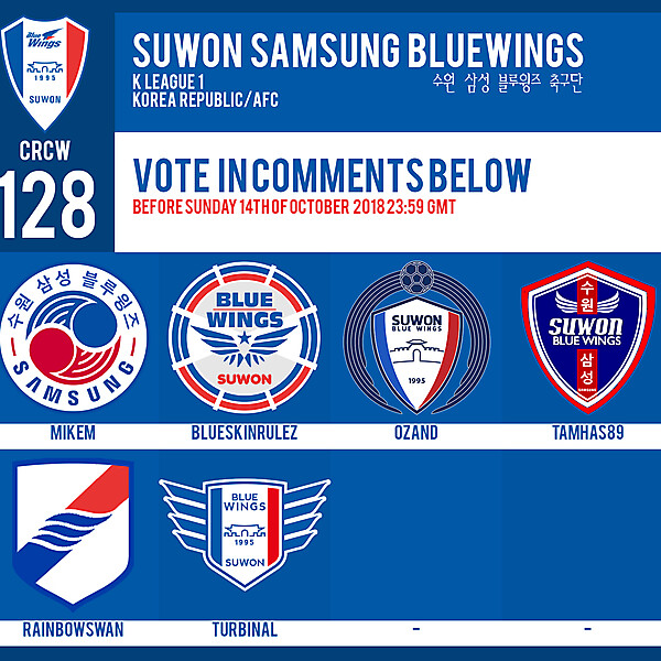CRCW 128 | VOTING