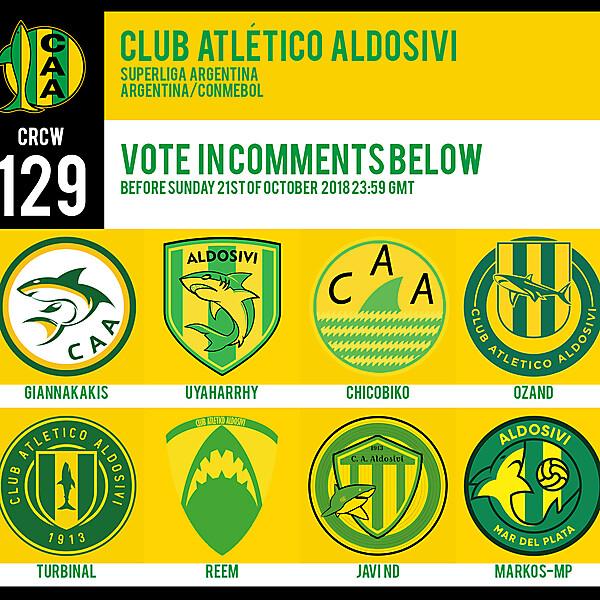 CRCW 129 | VOTING