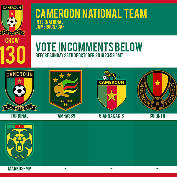CRCW 130 | VOTING