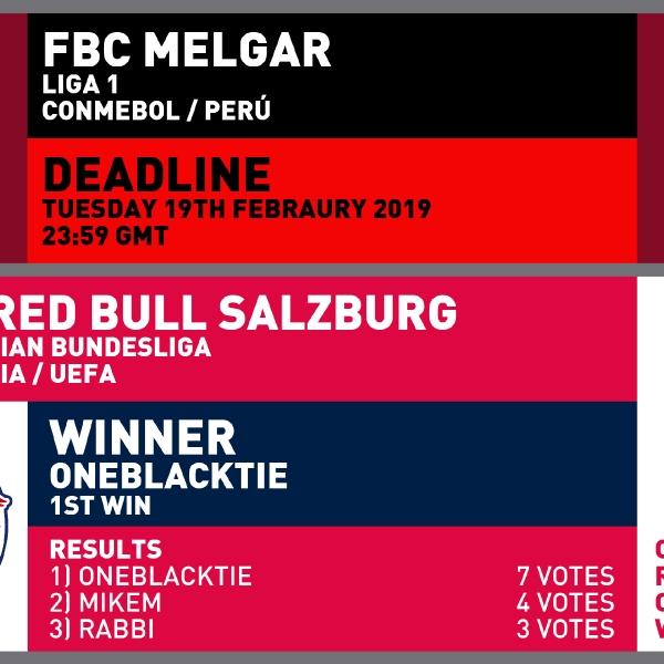 CRCW 145 FBC MELGAR | CRCW 143 RESULTS