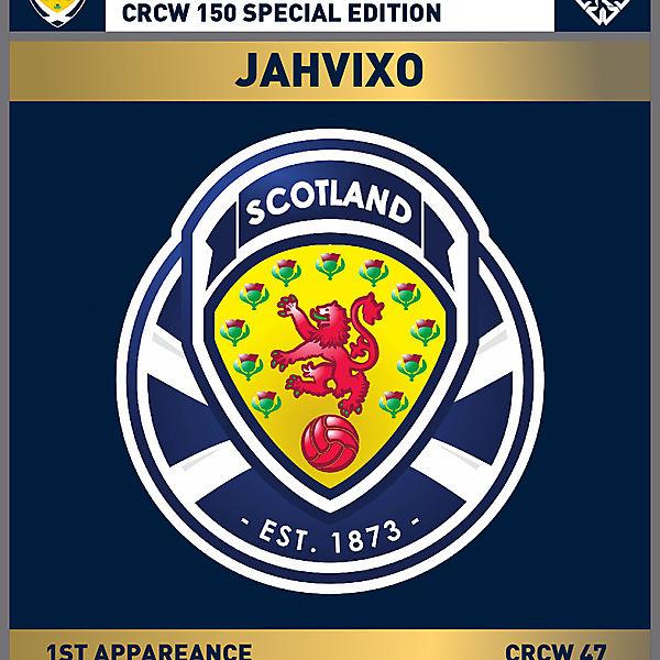 CRCW 150 SE | SCOTTISH F.A. | JAHVIXO