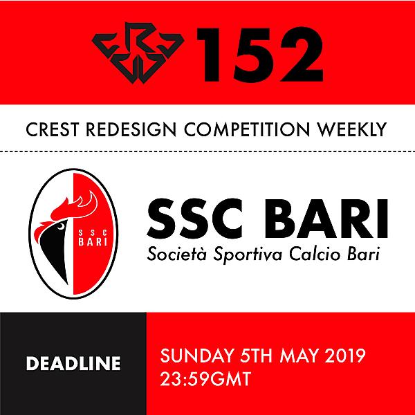 CRCW 152 S.S.C. BARI