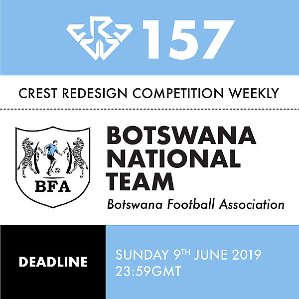 CRCW 157 BOTSWANA FOOTBALL ASSOCIATION