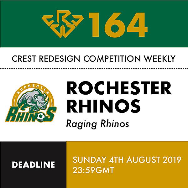 CRCW 164 ROCHESTER RHINOS