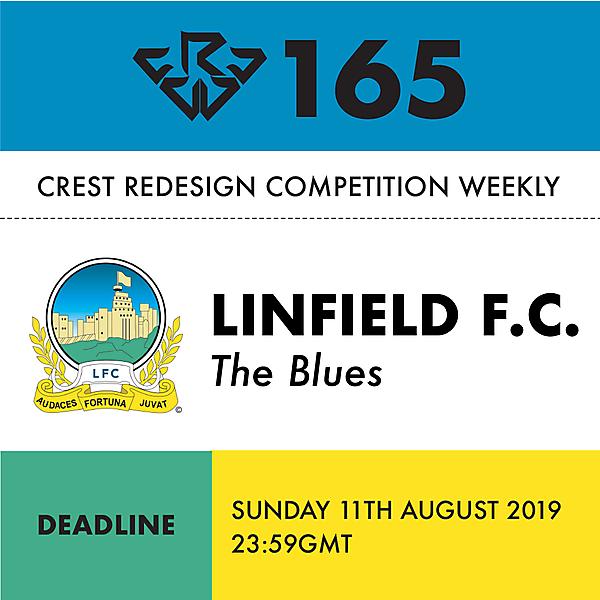 CRCW 165 LINFIELD FC