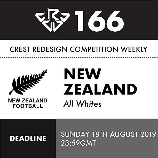 CRCW 166 NEW ZEALAND