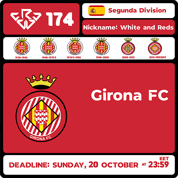 CRCW 174 - GIRONA FC