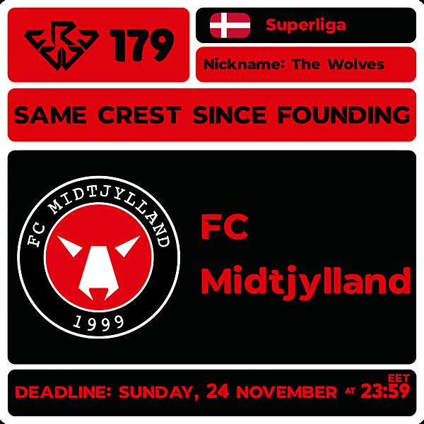 CRCW 179 - FC MIDTJYLLAND