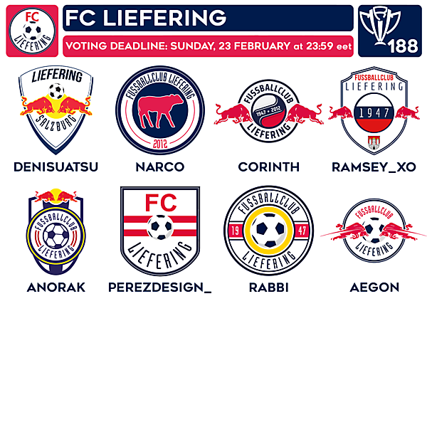 CRCW 188 VOTING - FC LIEFERING