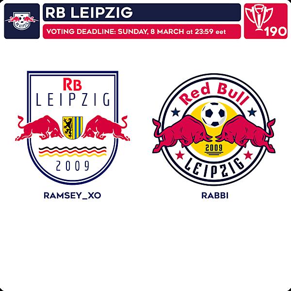 CRCW 190 VOTING - RB LEIPZIG