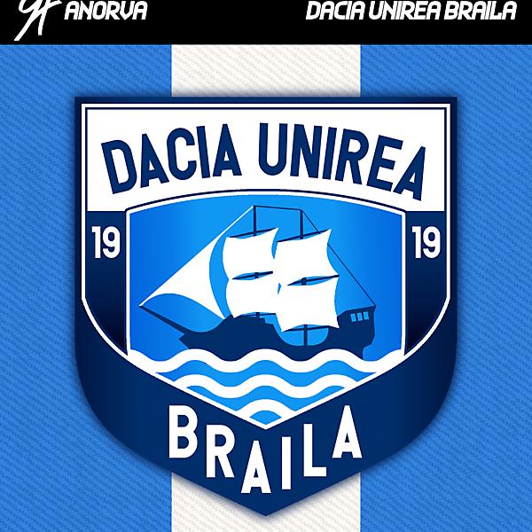 CRCW 193 - DACIA UNIREA BRAILA