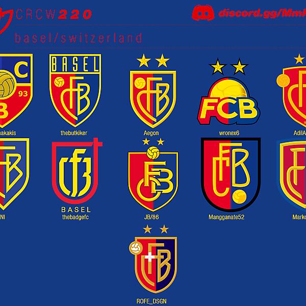 CRCW 220 VOTING - FC BASEL