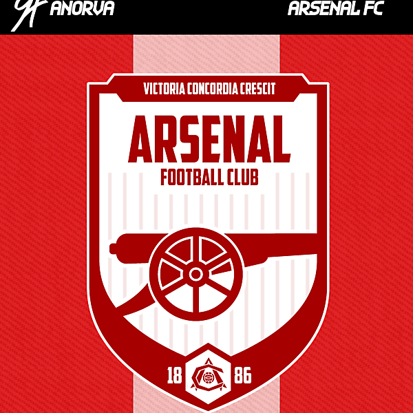 CRCW 244 - ARSENAL FC