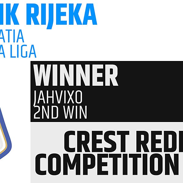 CRCW 50 Winner - Jahvixo