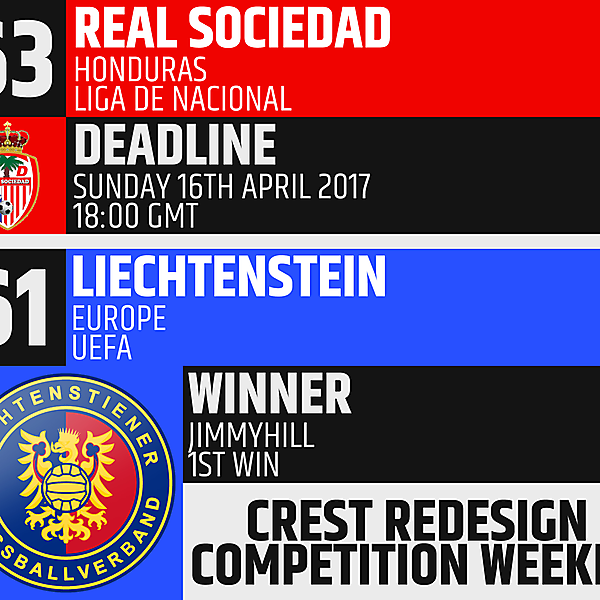 CRCW 63 - Real Sociedad (Honduras)