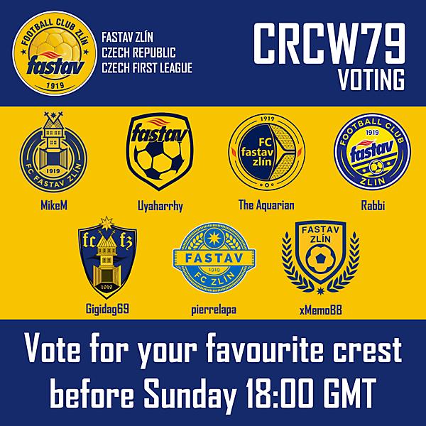 CRCW 79 - VOTING