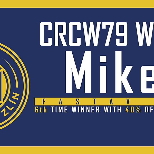 CRCW 79 - WINNER