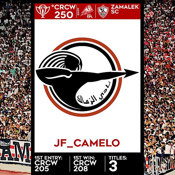 CRCW SPECIAL EDITION 250 - ZAMALEK SC - JF_CAMELO