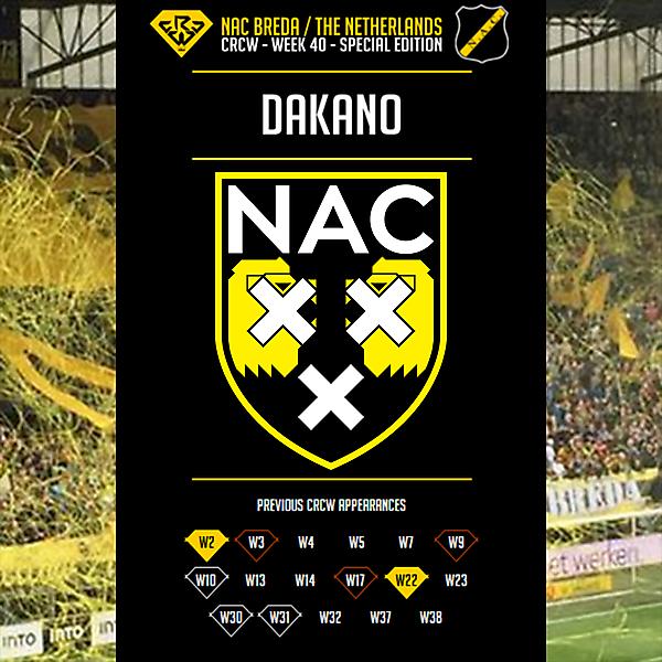 CRCW W40SE - NAC Breda - by Dakano