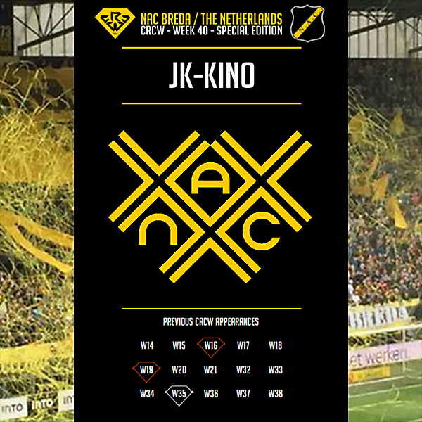 CRCW W40SE - NAC Breda - by JK-Kino