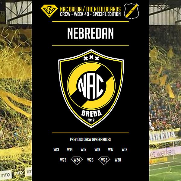 CRCW W40SE - NAC Breda - by nebredan