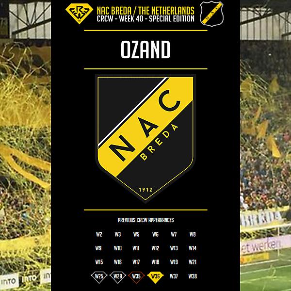CRCW W40SE - NAC Breda - by ozand