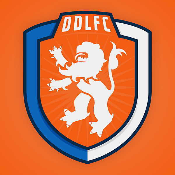 Dayton Dutch Lions | Crest Redesign