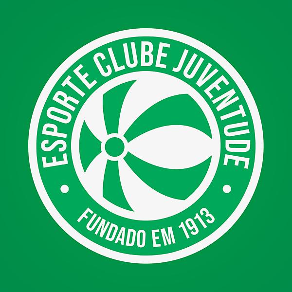 EC Juventude | Crest Redesign