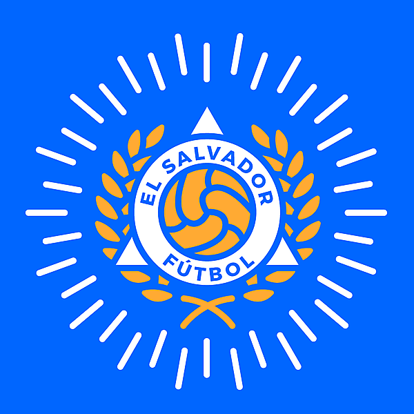 El Salvador Crest