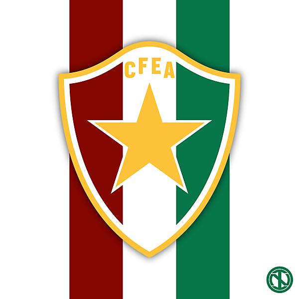 Estrela da Amadora | Crest Redesign Concept