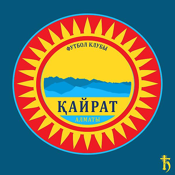 FC Kairat - Redesign