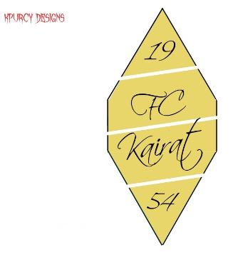 Fc Kairat redesign