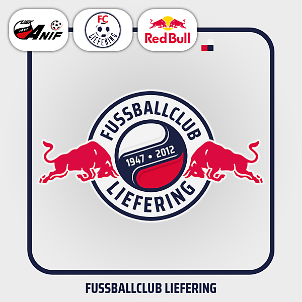FC Liefering | Crest Redesign
