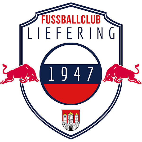 Fc Liefering logo Redesign