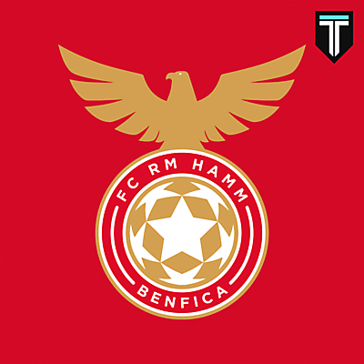 FC RM Hamm Benfica - Crest Redesign