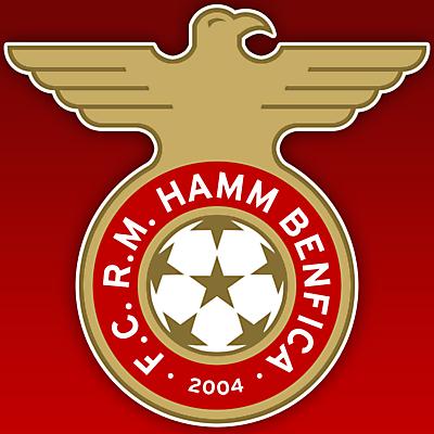 FC RM Hamm Benfica crest redesign