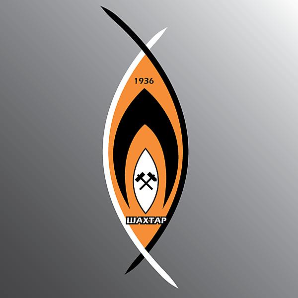FC Shakhtar Donetsk Logo