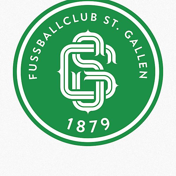 FC St. Gallen - redesign